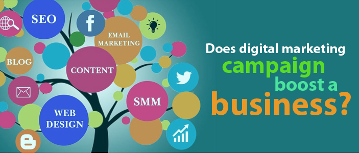 Digital Marketing Campaign Boost Business